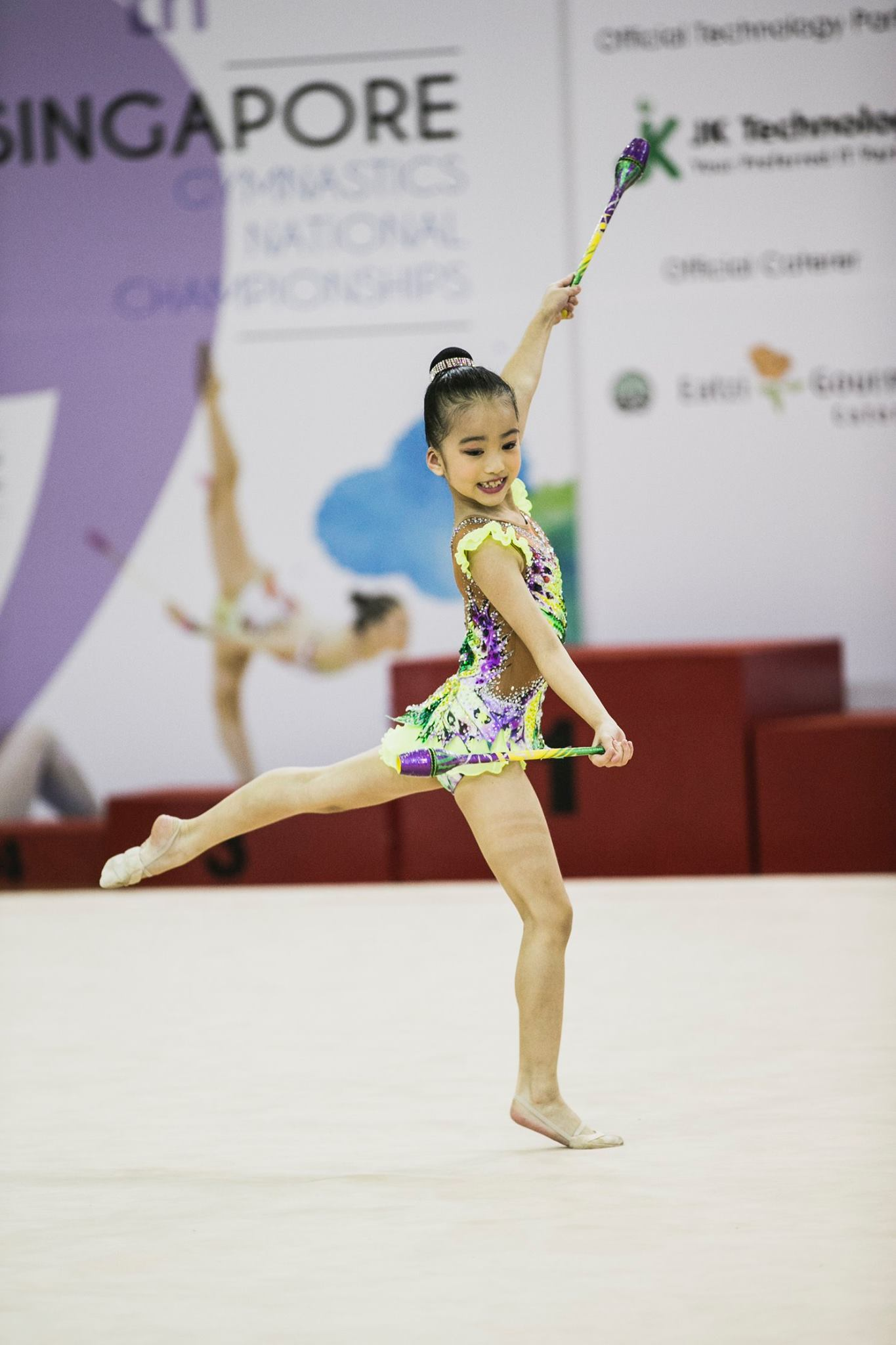 9th Singapore Gymnastics National Championships 2017 68