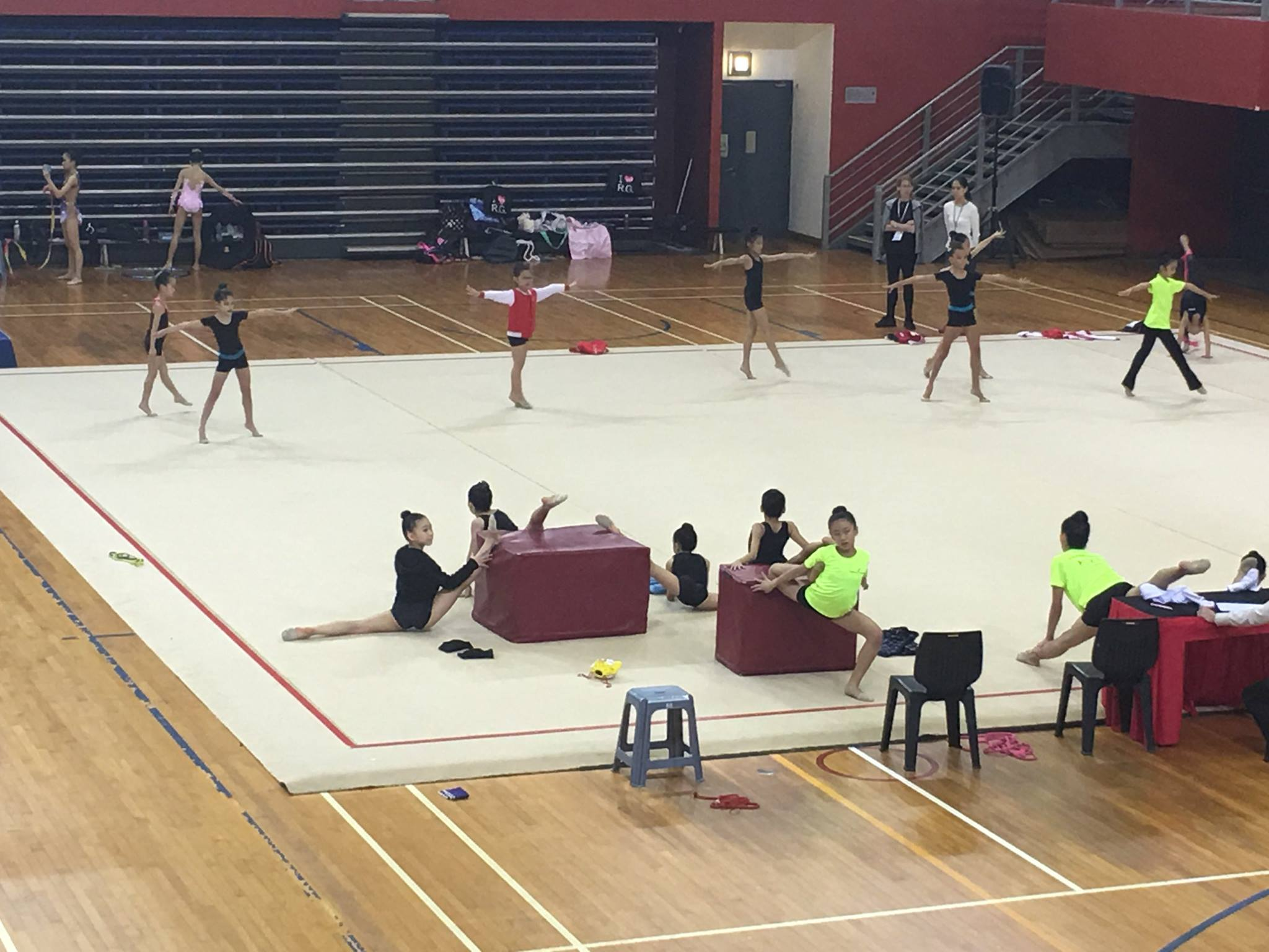 9th Singapore Gymnastics National Championships 2017 7