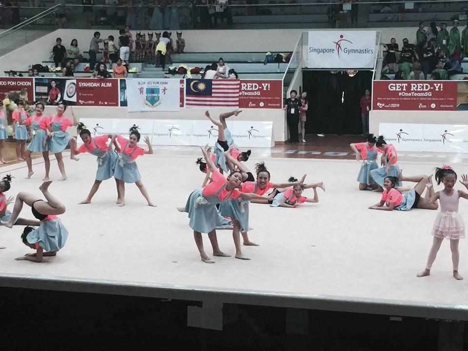 GymFest Singapore 2015 1