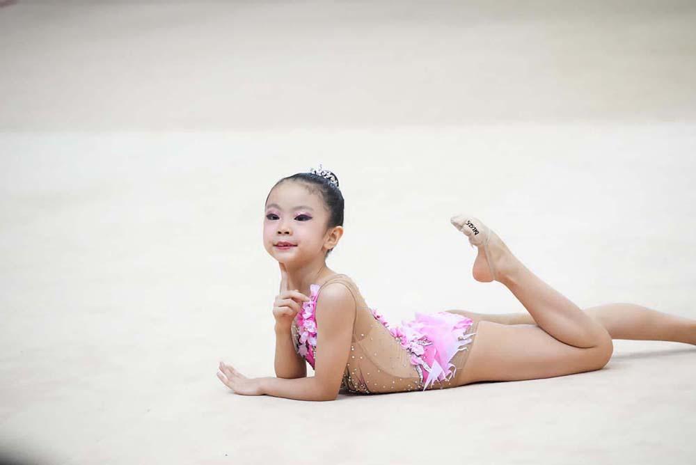Singapore Gymnastics National Championships 2021