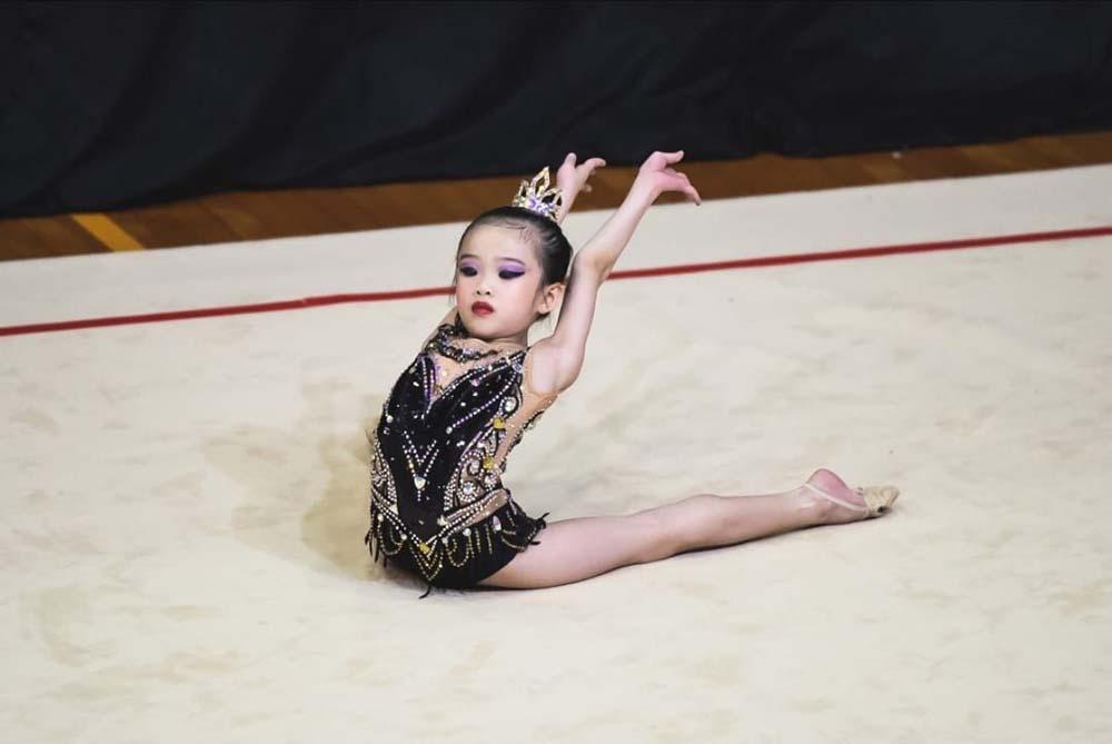 Singapore Gymnastics National Championships 2021 12