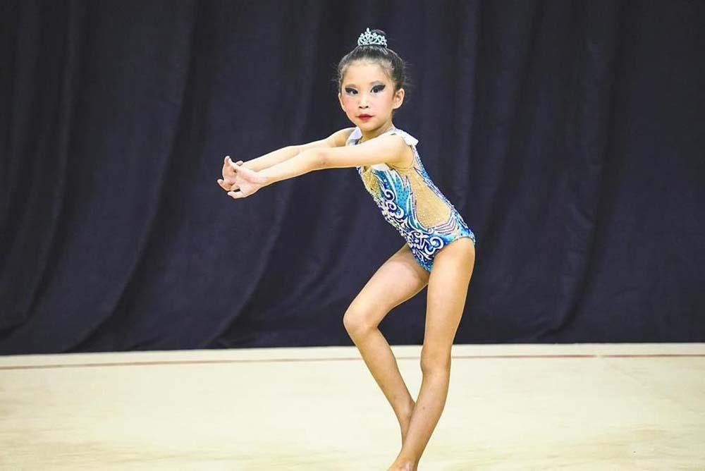 Singapore Gymnastics National Championships 2021 17