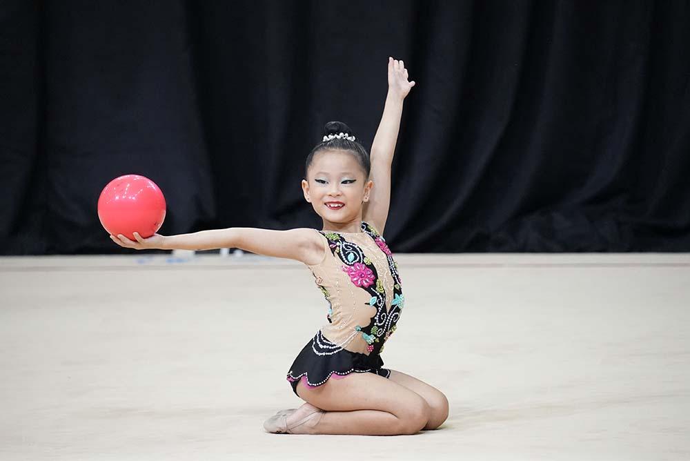 Singapore Gymnastics National Championships 2021 22