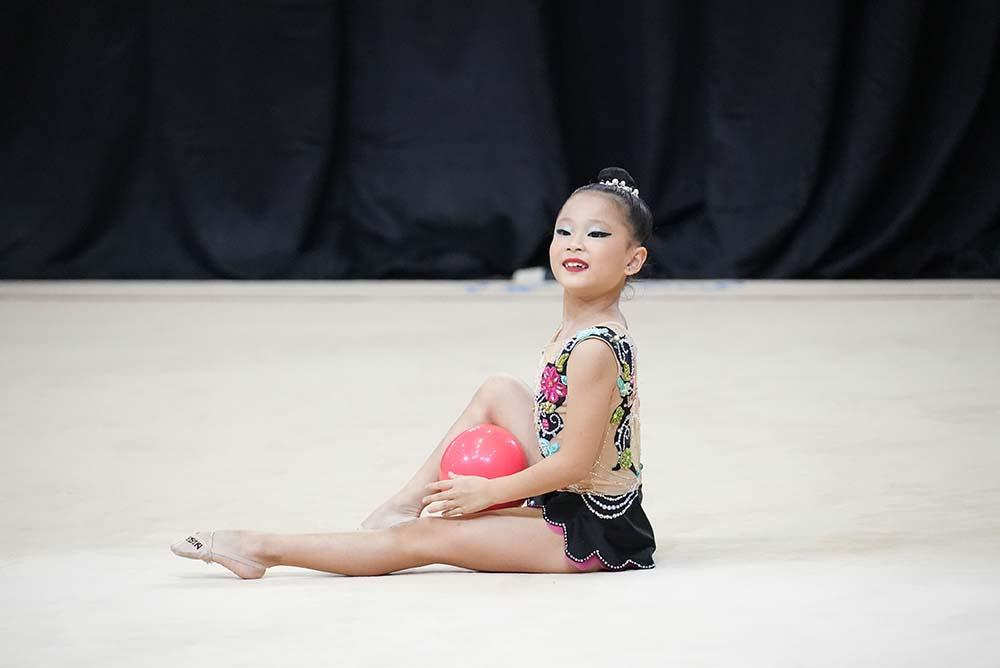 Singapore Gymnastics National Championships 2021 23