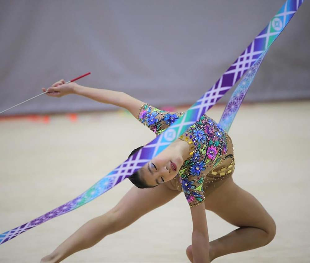Singapore Gymnastics National Championships 2021 30