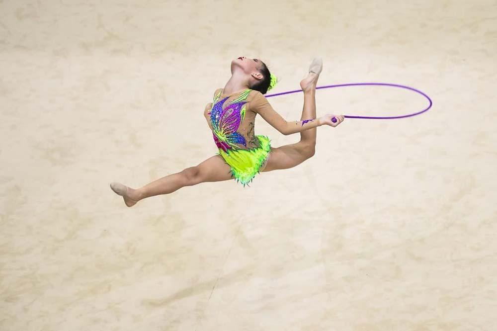 Singapore Gymnastics National Championships 2021 4