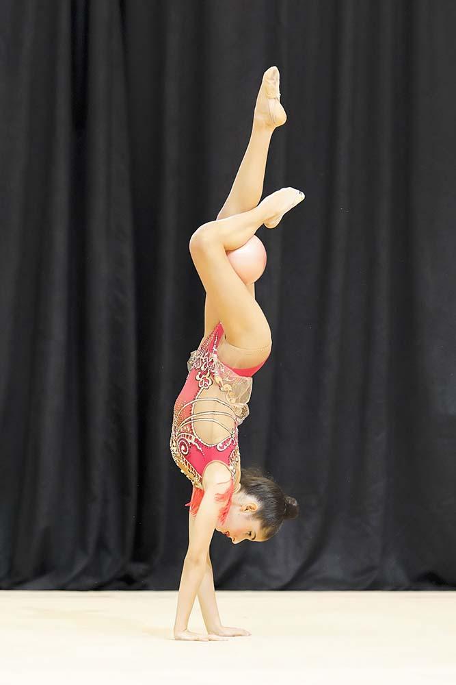 Singapore Gymnastics National Championships 2021 44