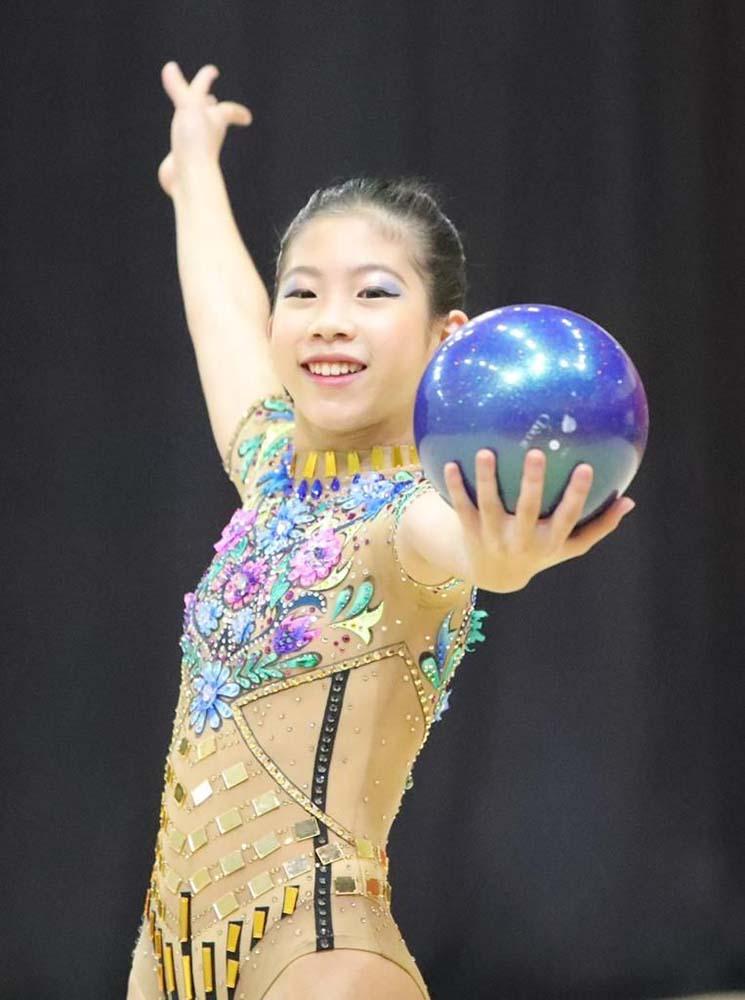 Singapore Gymnastics National Championships 2021 51