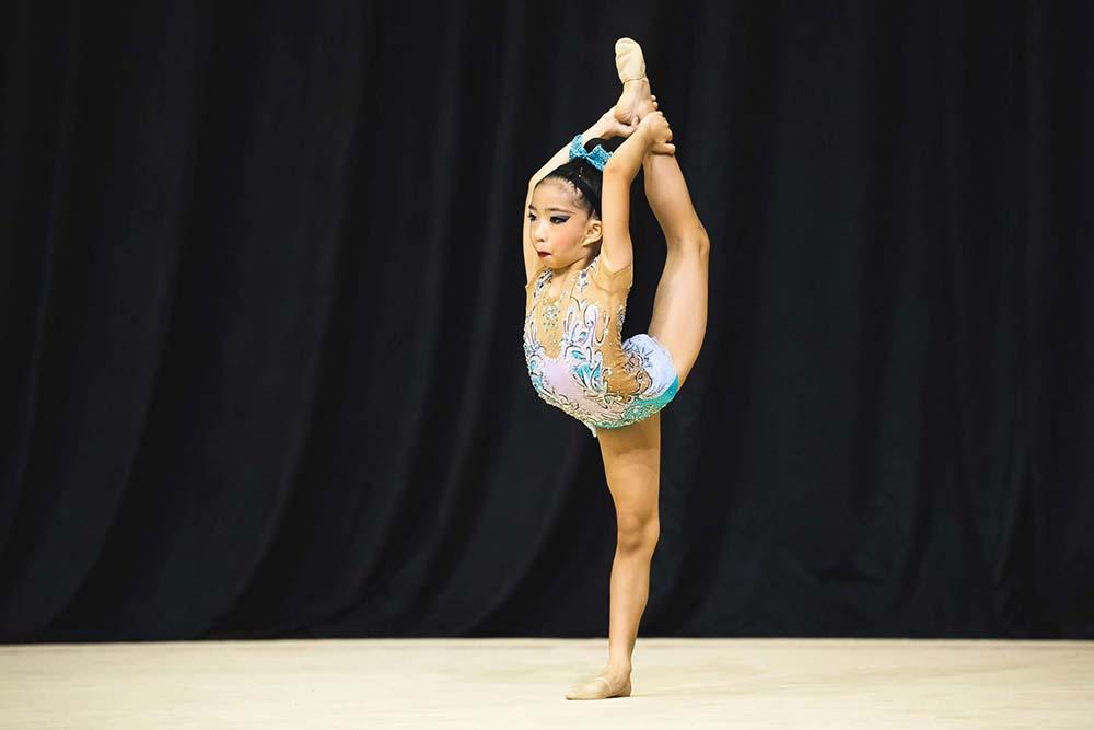 Singapore Gymnastics National Championships 2021 7