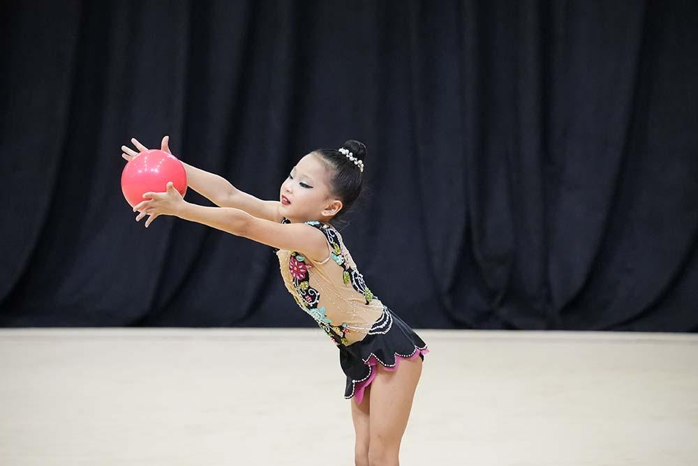 Singapore Gymnastics National Championships 2021 8