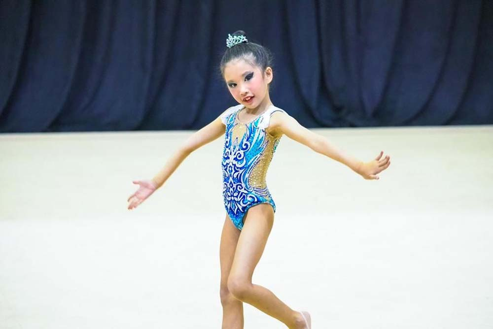 Singapore Gymnastics National Championships 2021 9