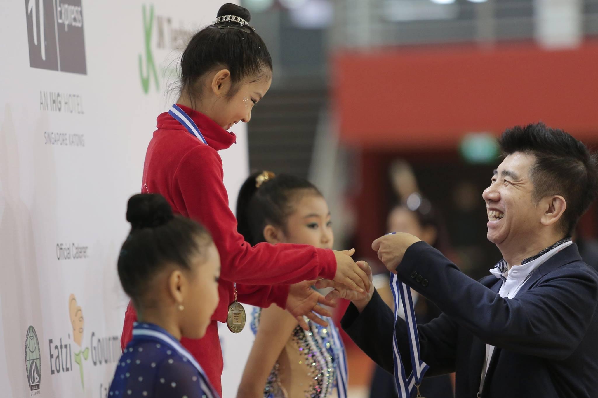 Singapore Gymnastics Open Championships 2017 100