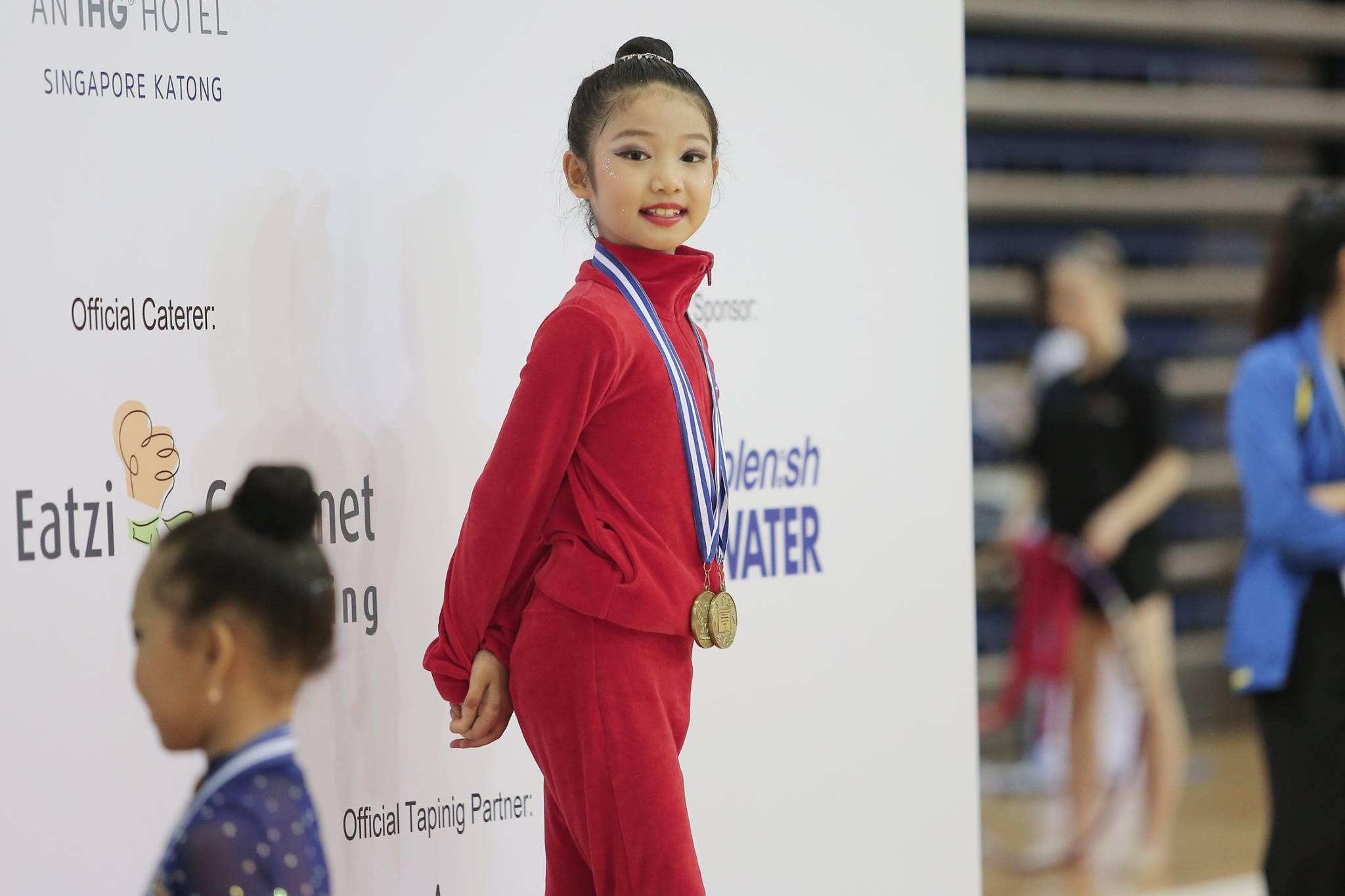 Singapore Gymnastics Open Championships 2017 101