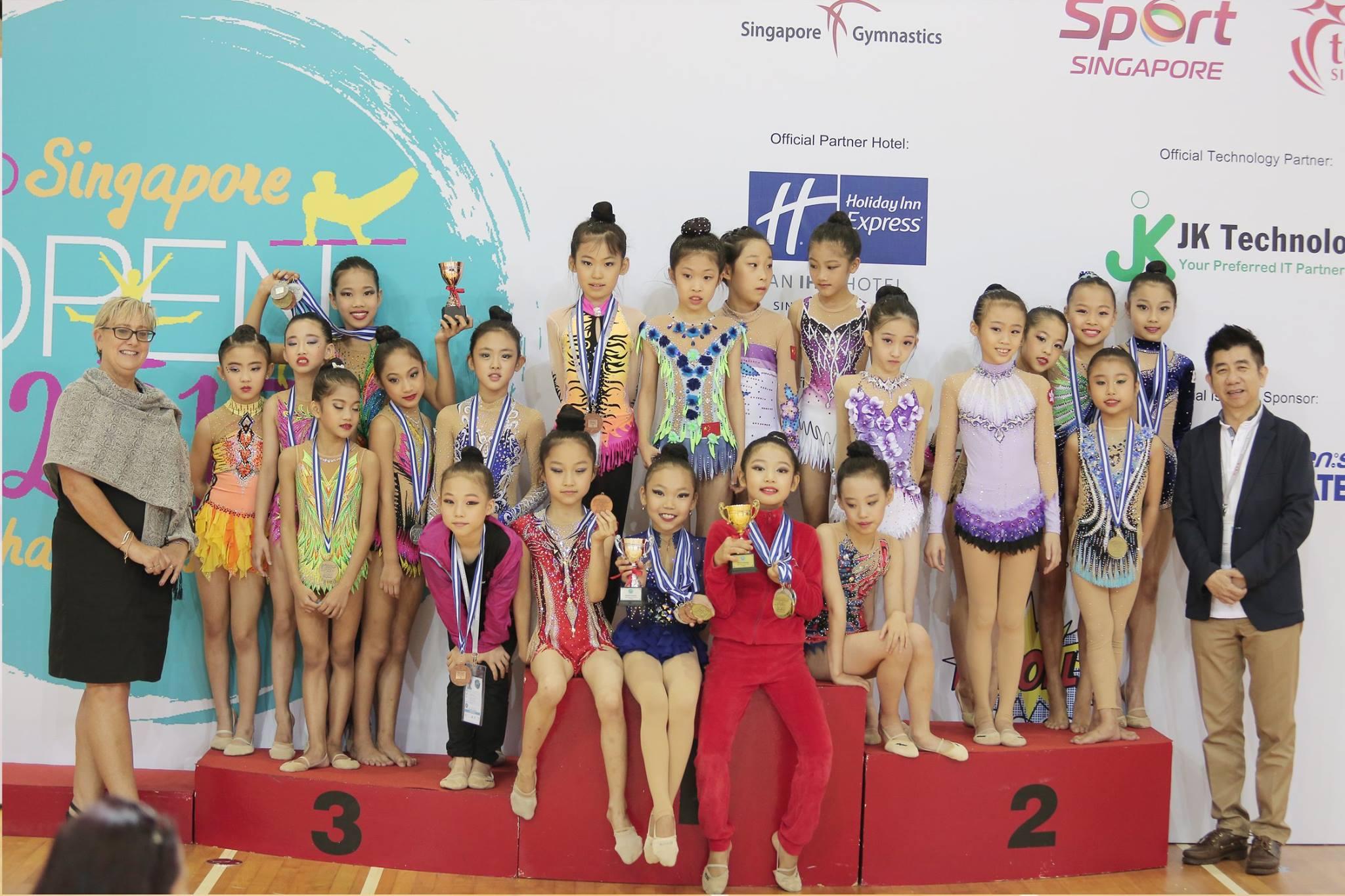Singapore Gymnastics Open Championships 2017 103