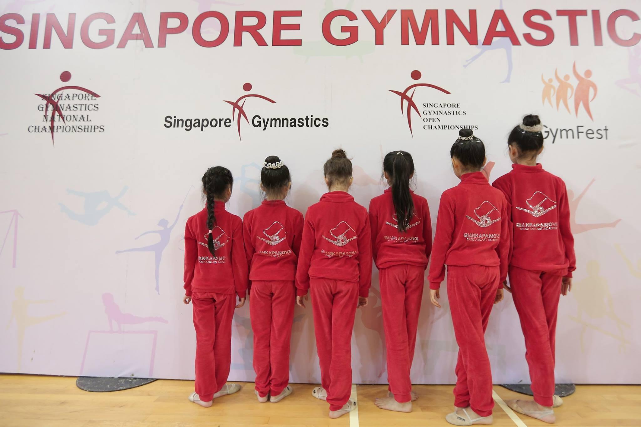 Singapore Gymnastics Open Championships 2017 105