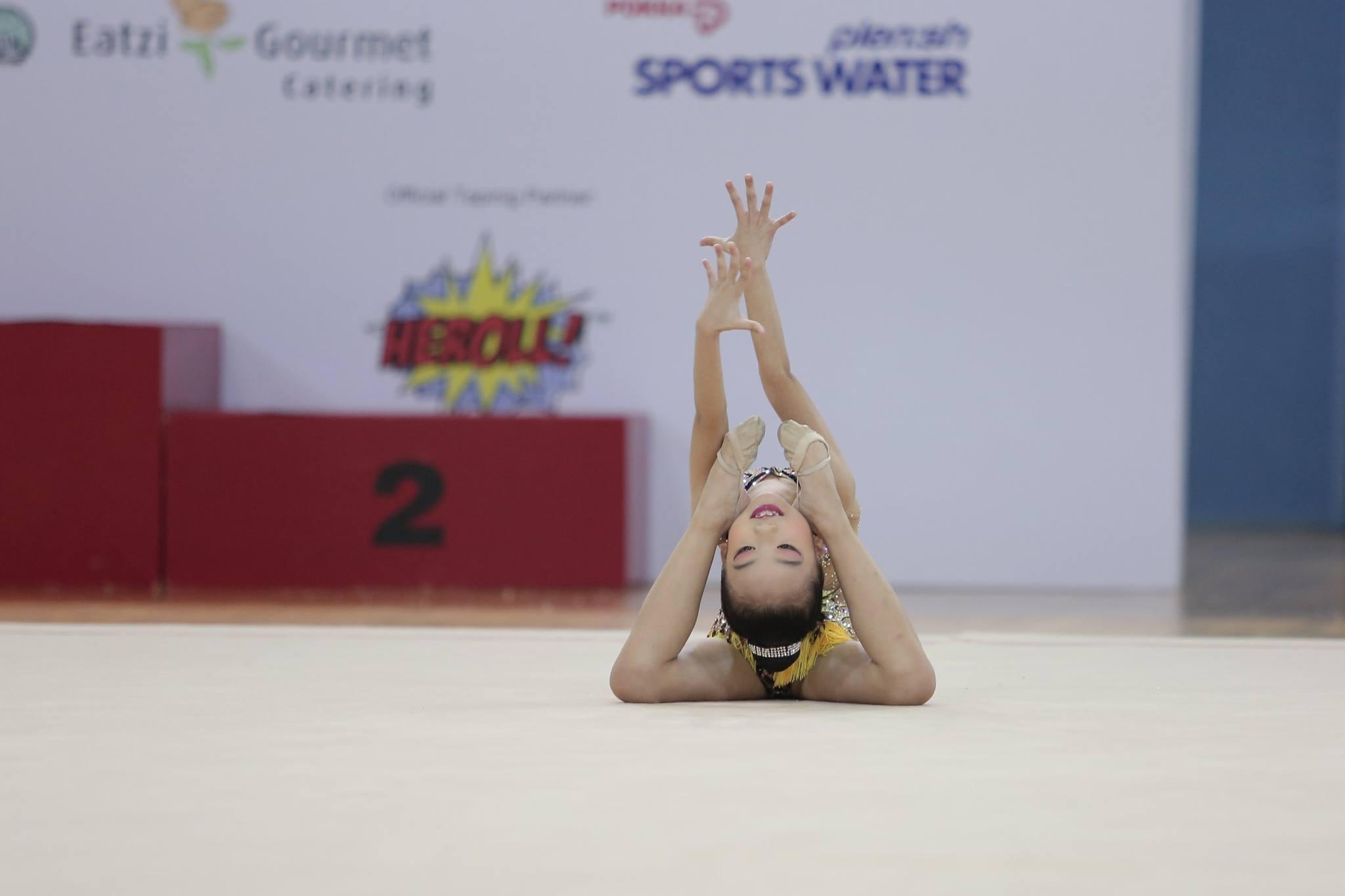 Singapore Gymnastics Open Championships 2017 11