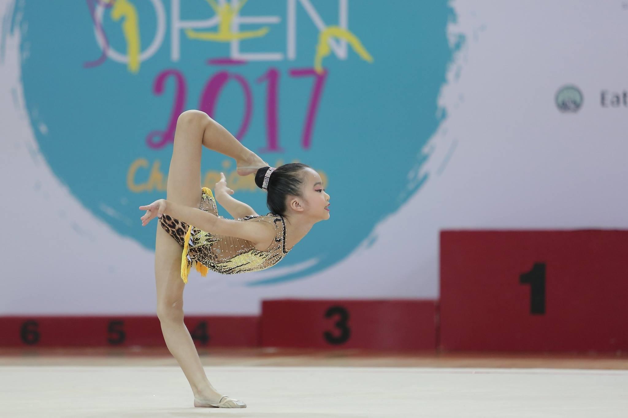 Singapore Gymnastics Open Championships 2017 12