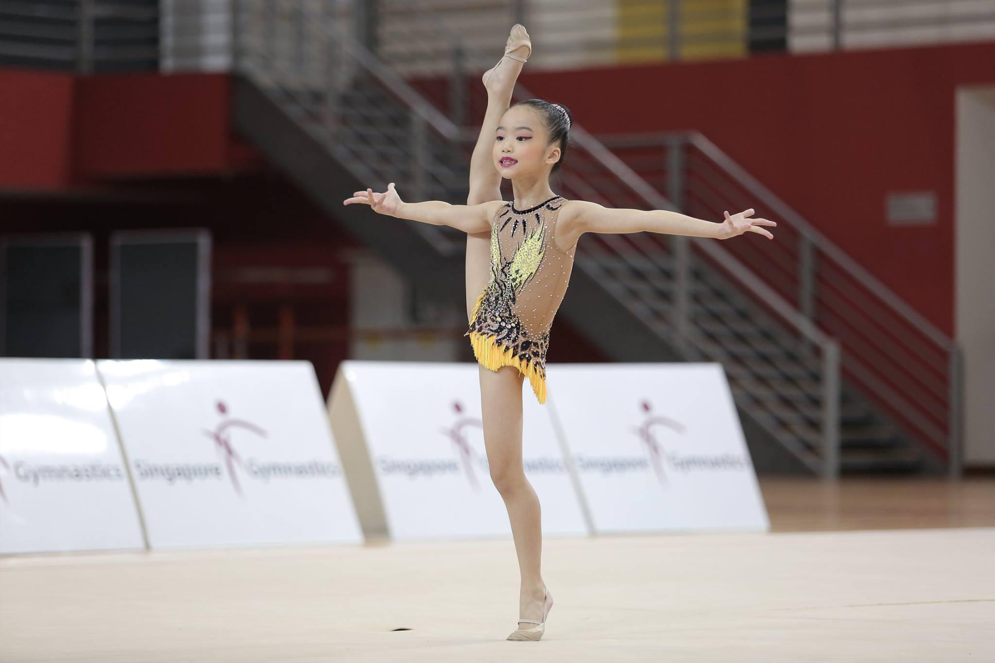 Singapore Gymnastics Open Championships 2017 13
