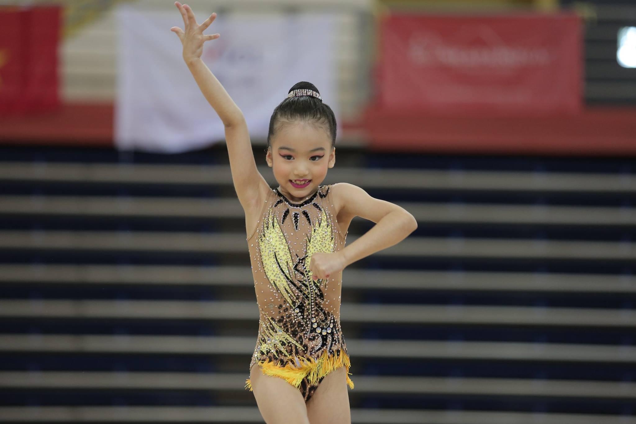Singapore Gymnastics Open Championships 2017 14