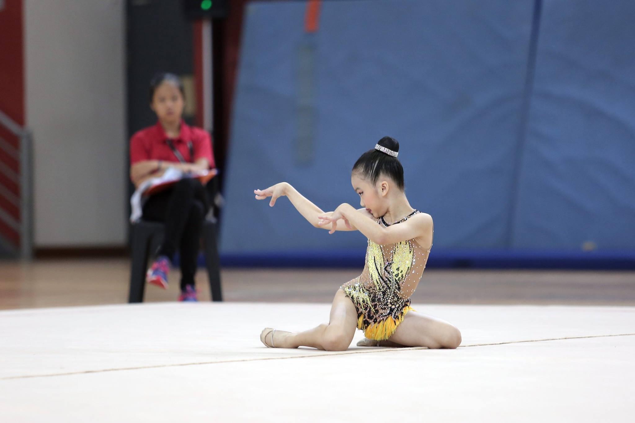 Singapore Gymnastics Open Championships 2017 16