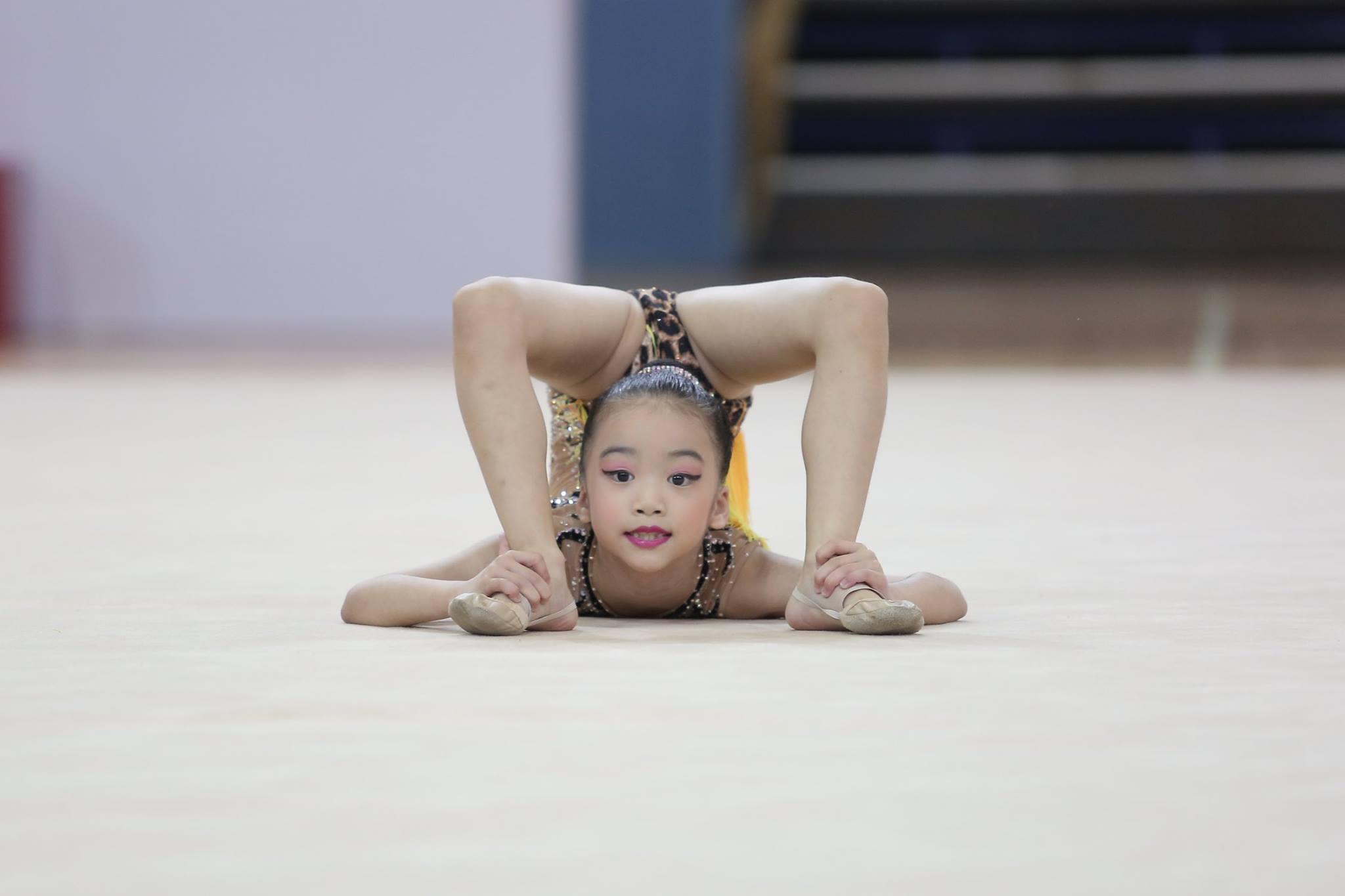 Singapore Gymnastics Open Championships 2017 18