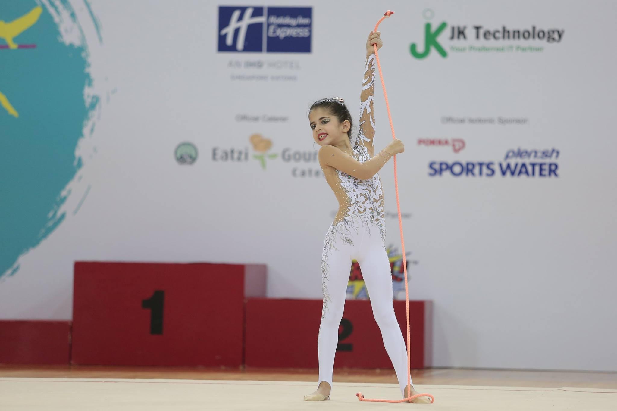 Singapore Gymnastics Open Championships 2017 20