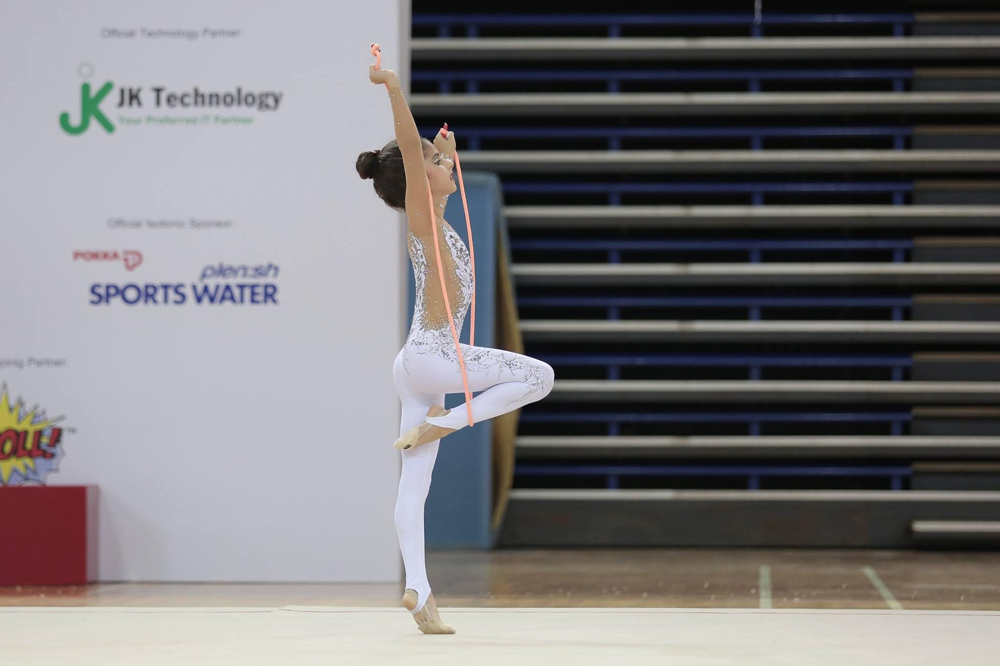 Singapore Gymnastics Open Championships 2017 21