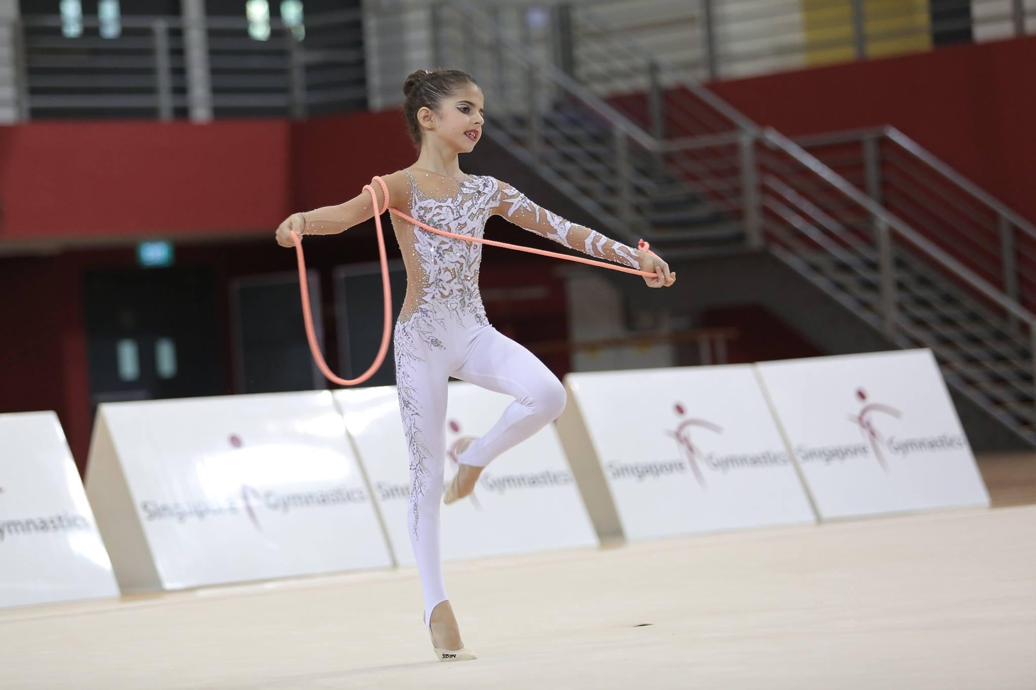 Singapore Gymnastics Open Championships 2017 23