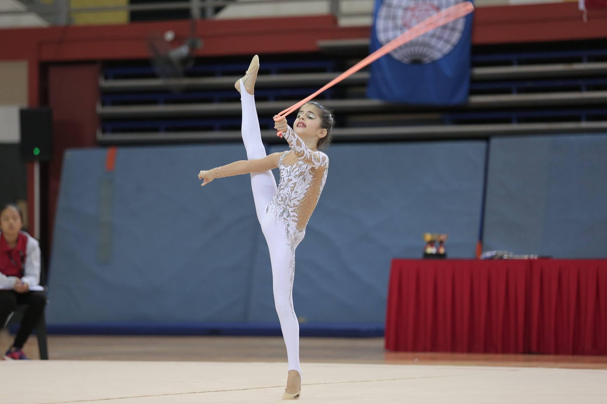 Singapore Gymnastics Open Championships 2017 24