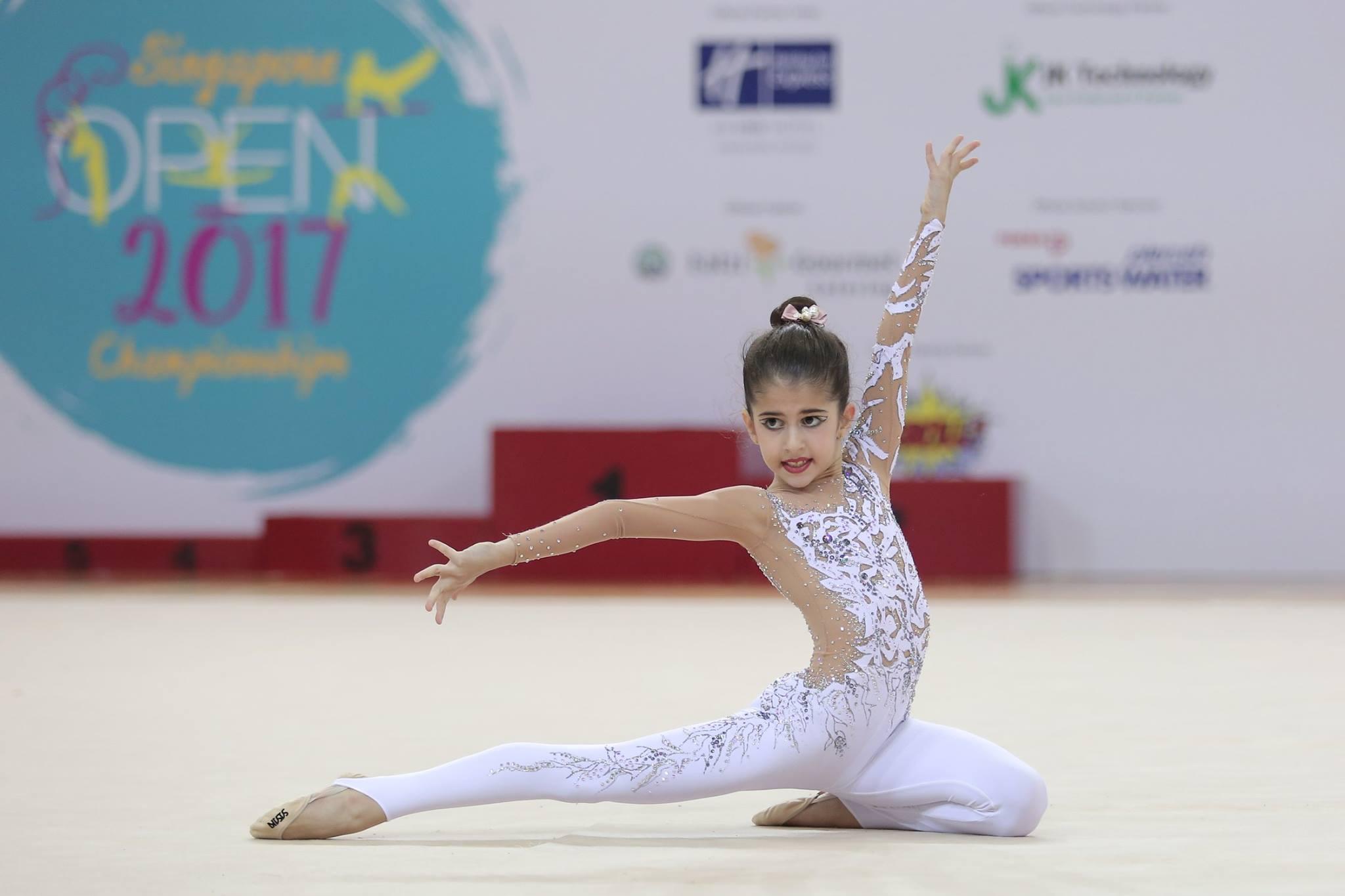Singapore Gymnastics Open Championships 2017 26