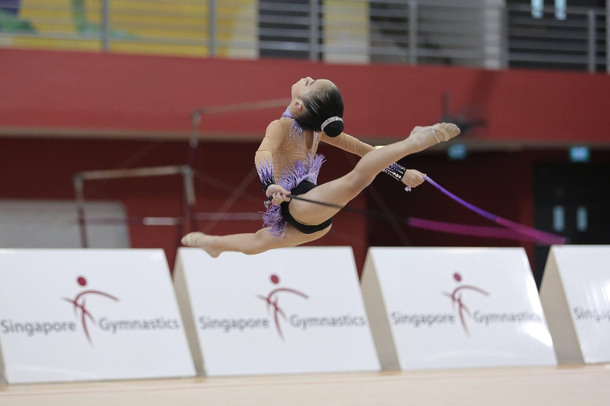 Singapore Gymnastics Open Championships 2017 27