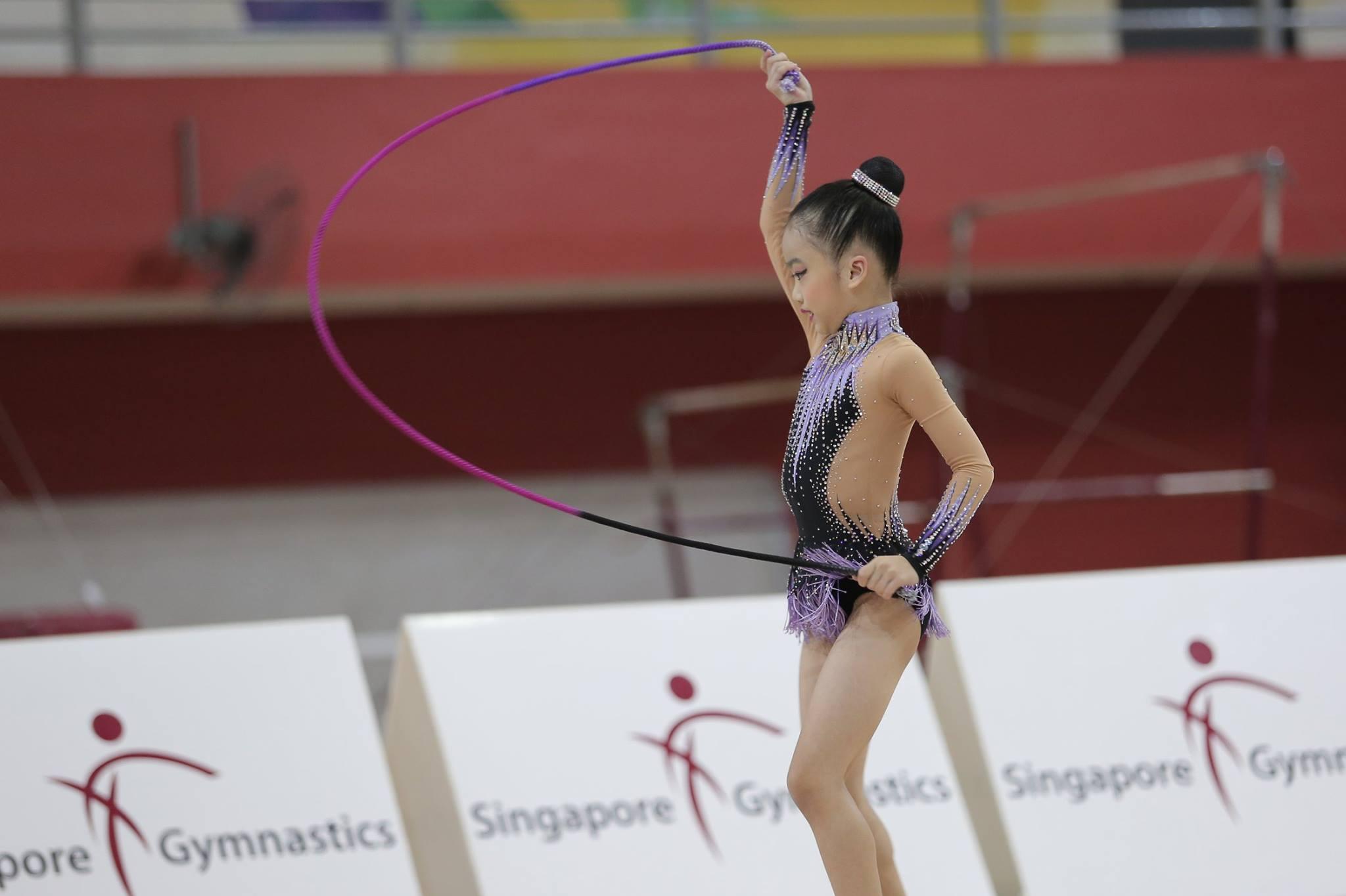 Singapore Gymnastics Open Championships 2017 28