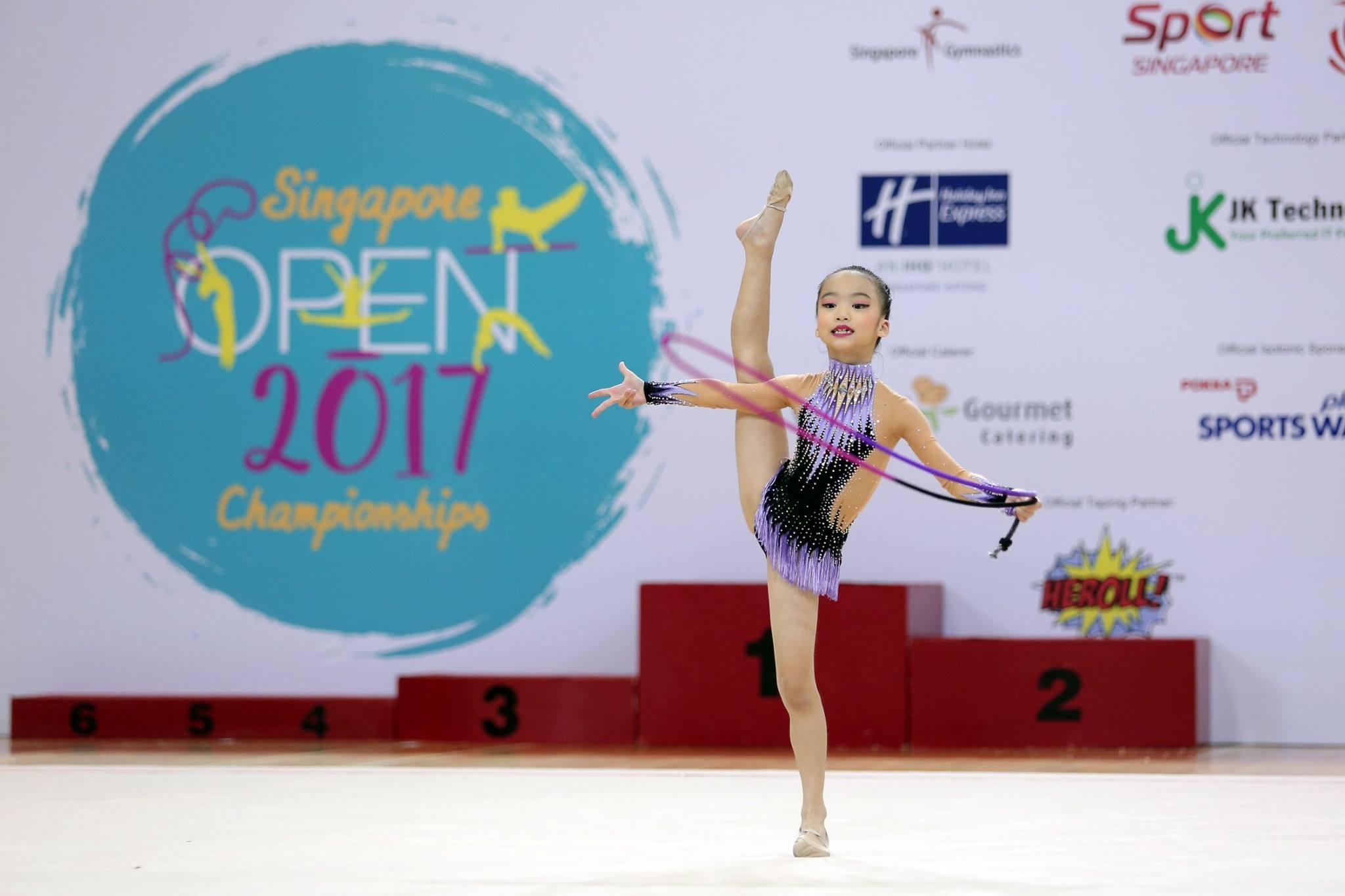 Singapore Gymnastics Open Championships 2017 29