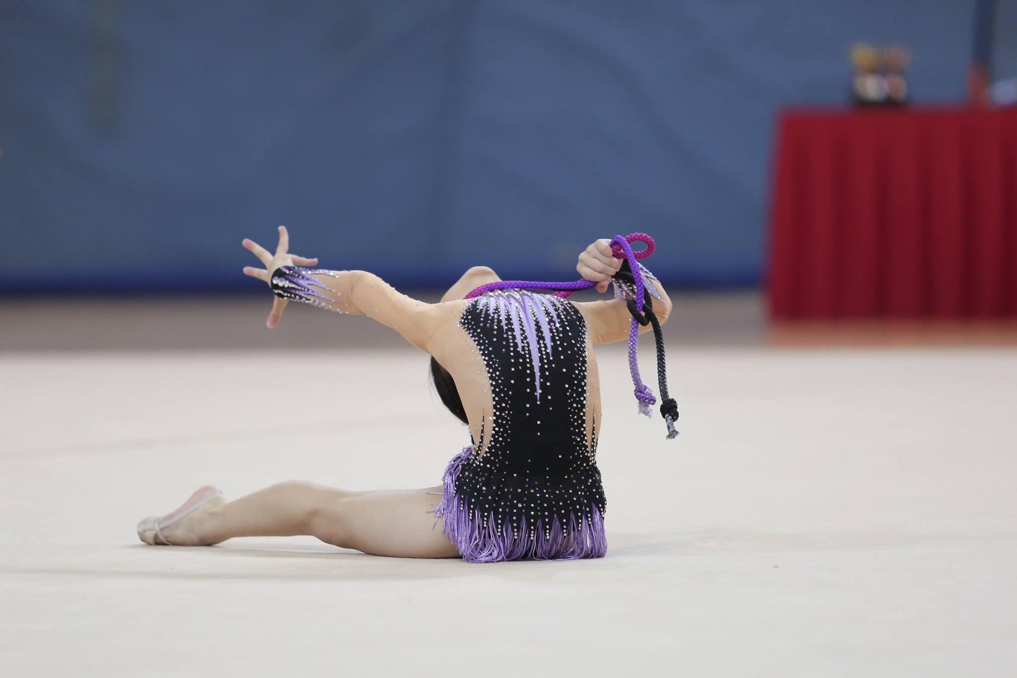 Singapore Gymnastics Open Championships 2017 30