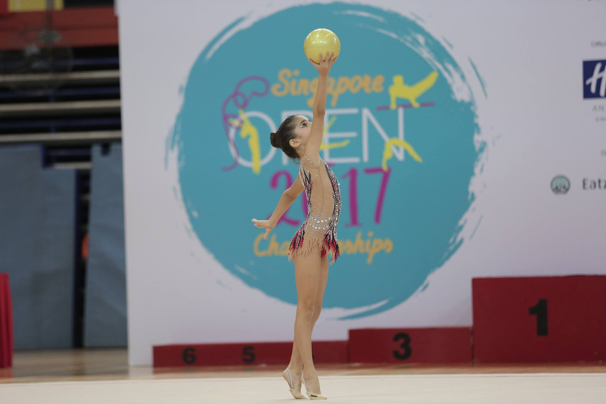 Singapore Gymnastics Open Championships 2017 32