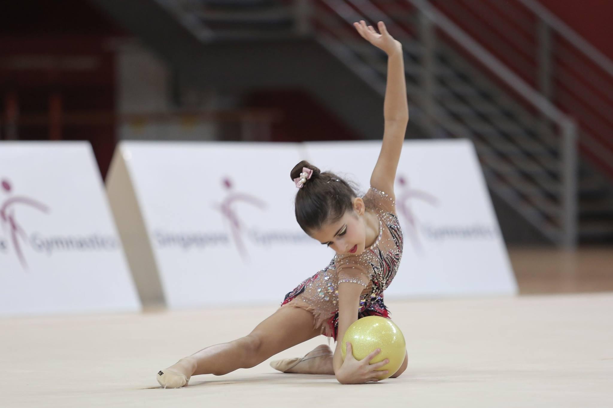 Singapore Gymnastics Open Championships 2017 33