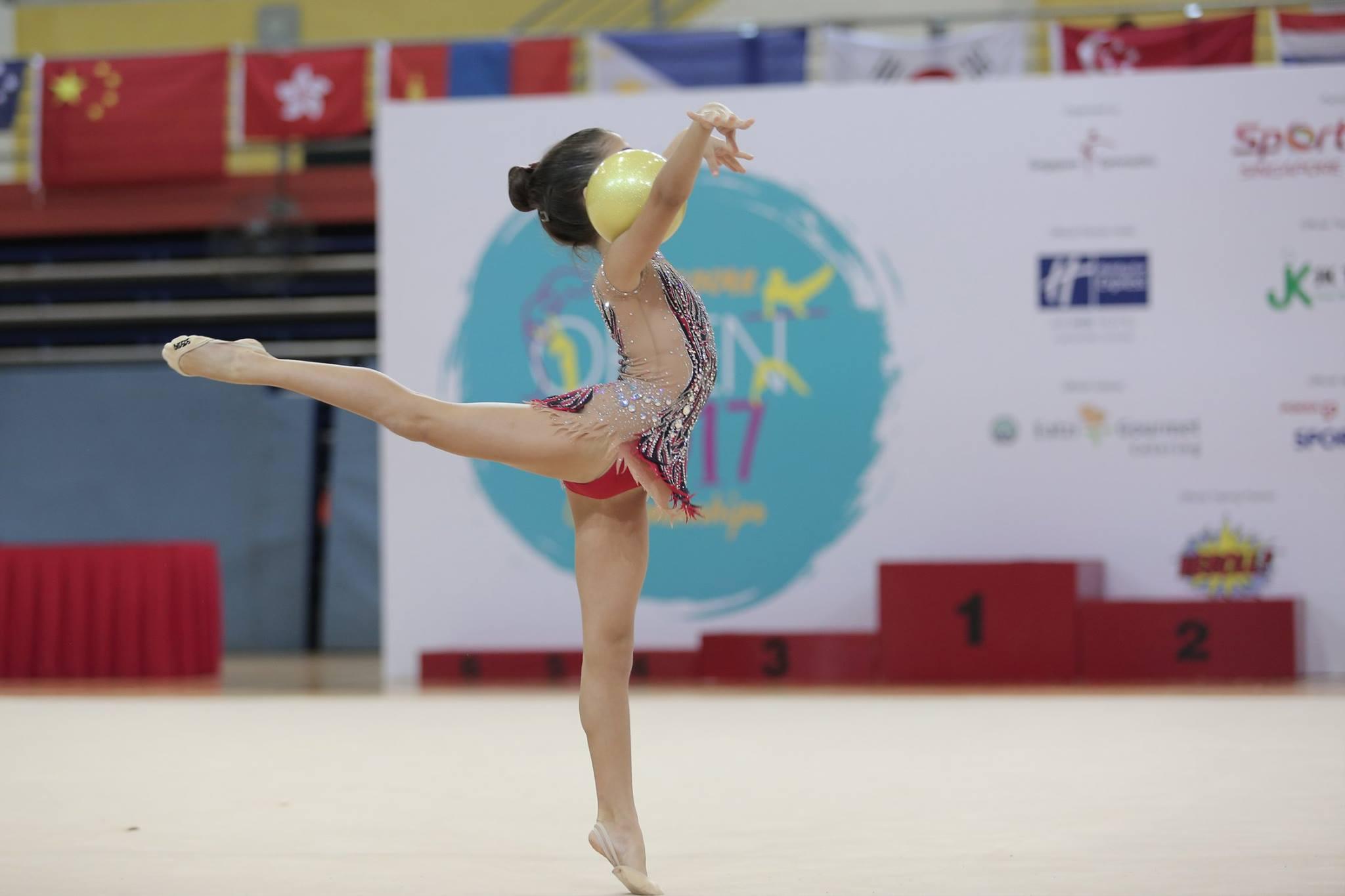 Singapore Gymnastics Open Championships 2017 35