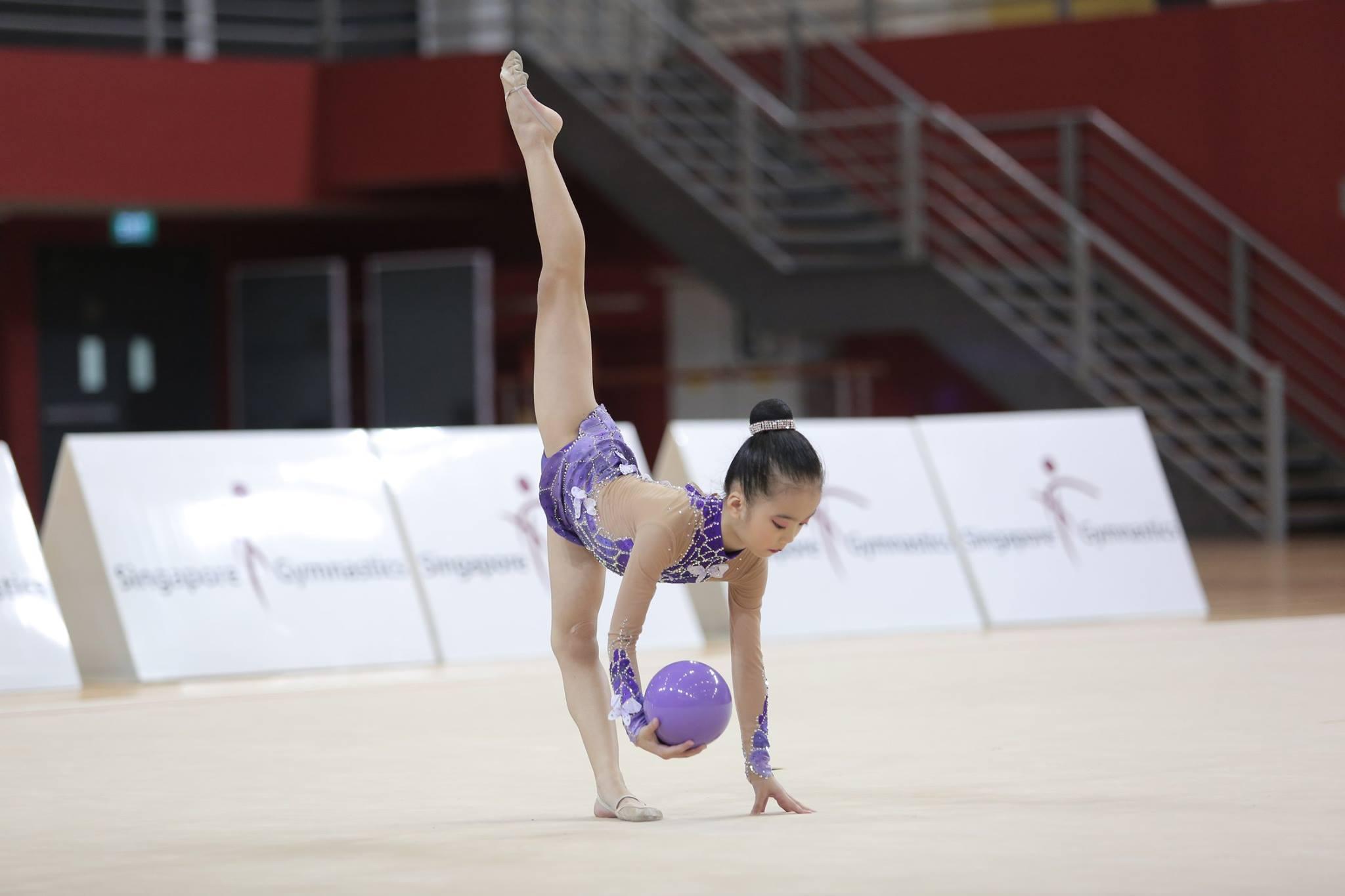 Singapore Gymnastics Open Championships 2017 39