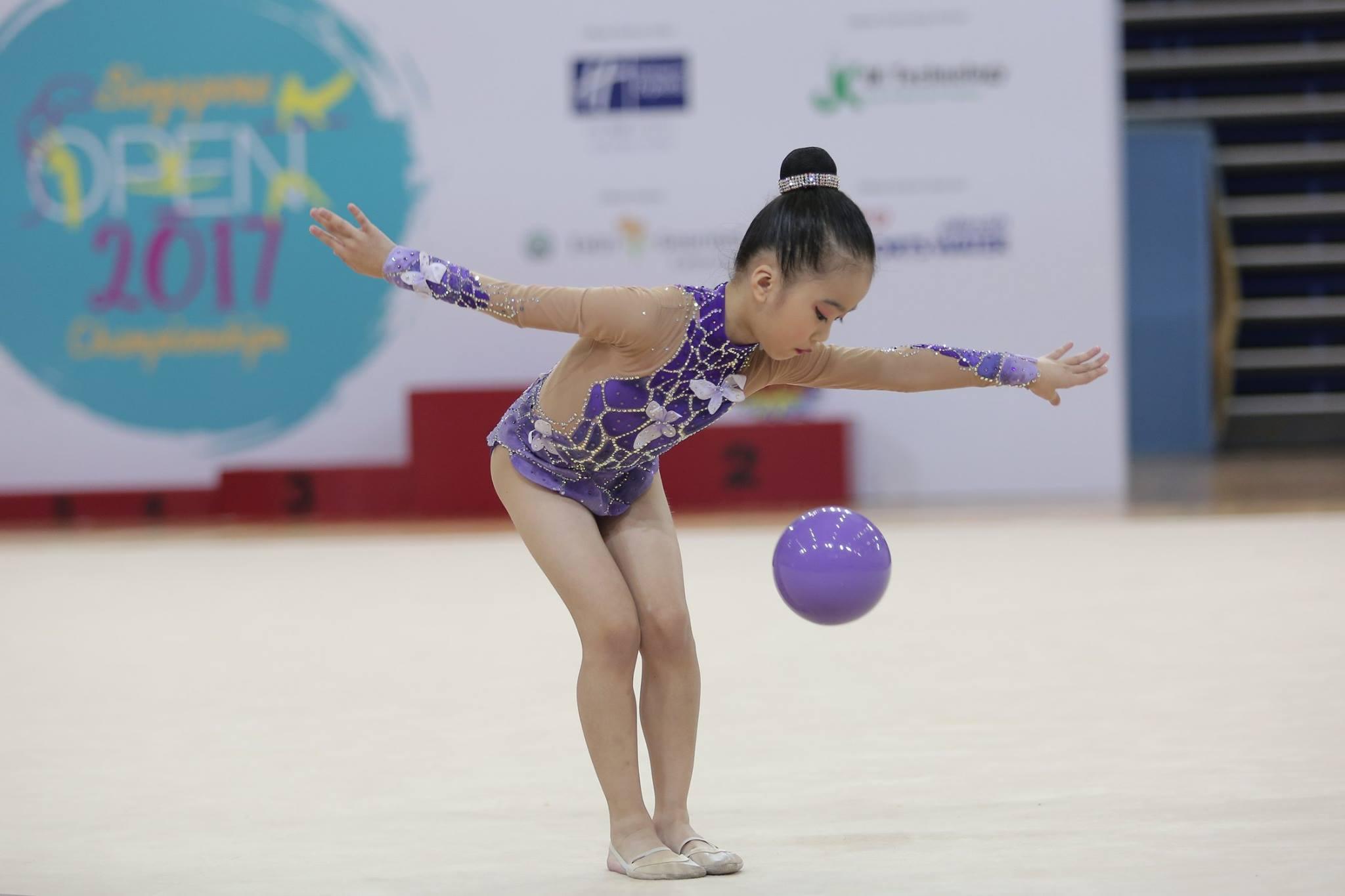 Singapore Gymnastics Open Championships 2017 42
