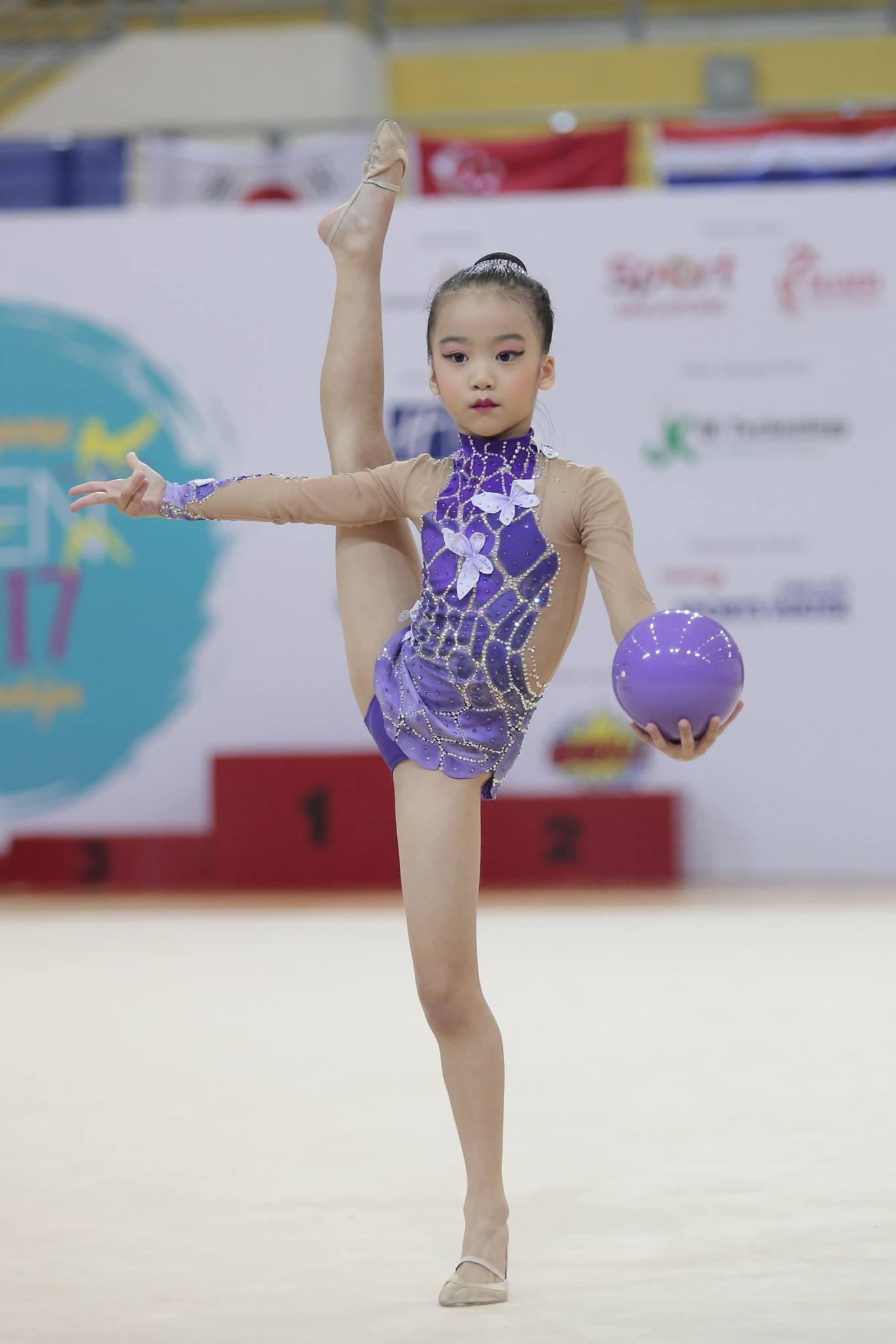 Singapore Gymnastics Open Championships 2017 43