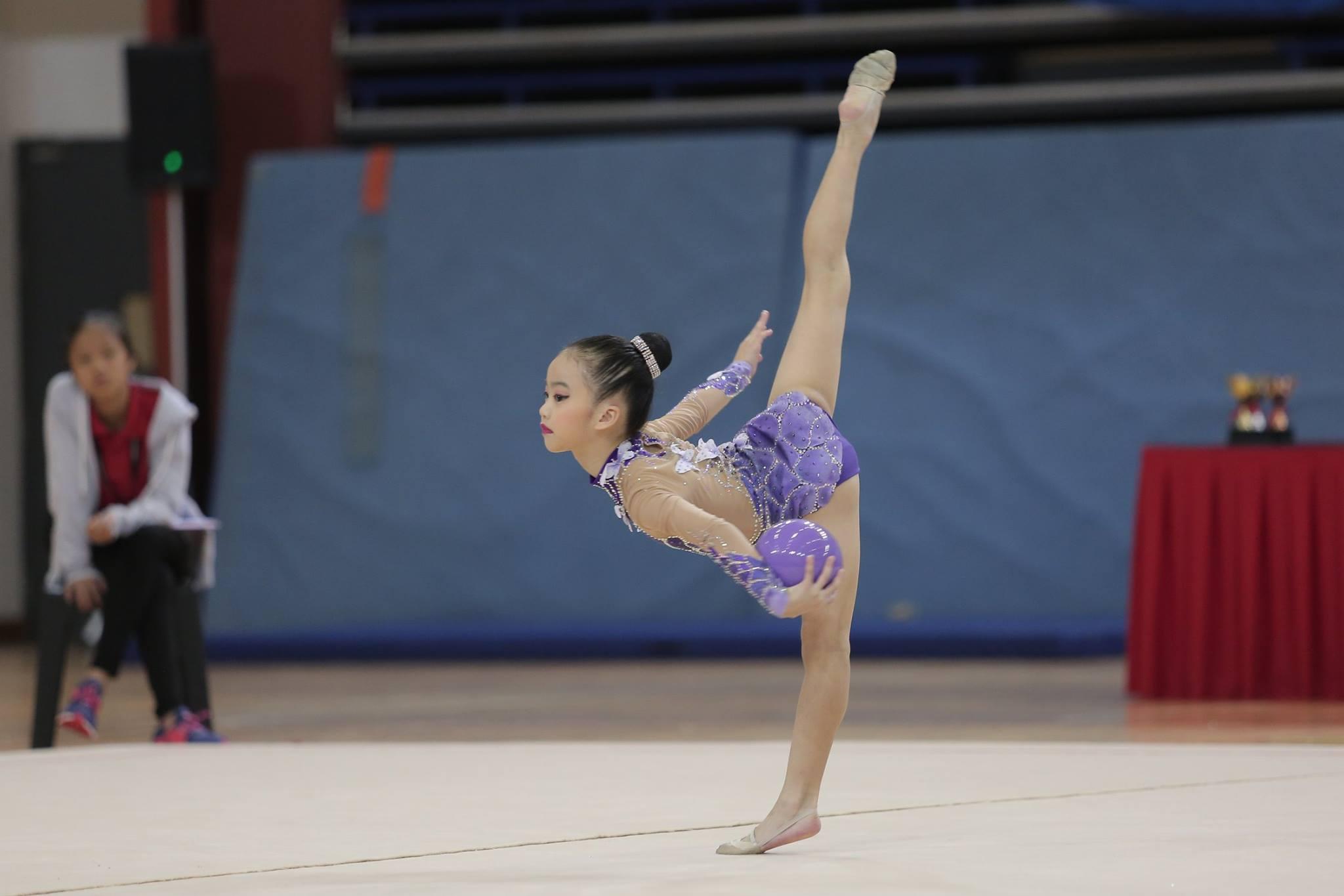Singapore Gymnastics Open Championships 2017 44
