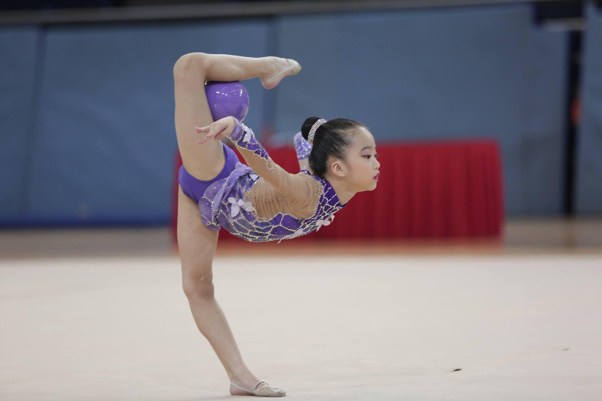 Singapore Gymnastics Open Championships 2017 46
