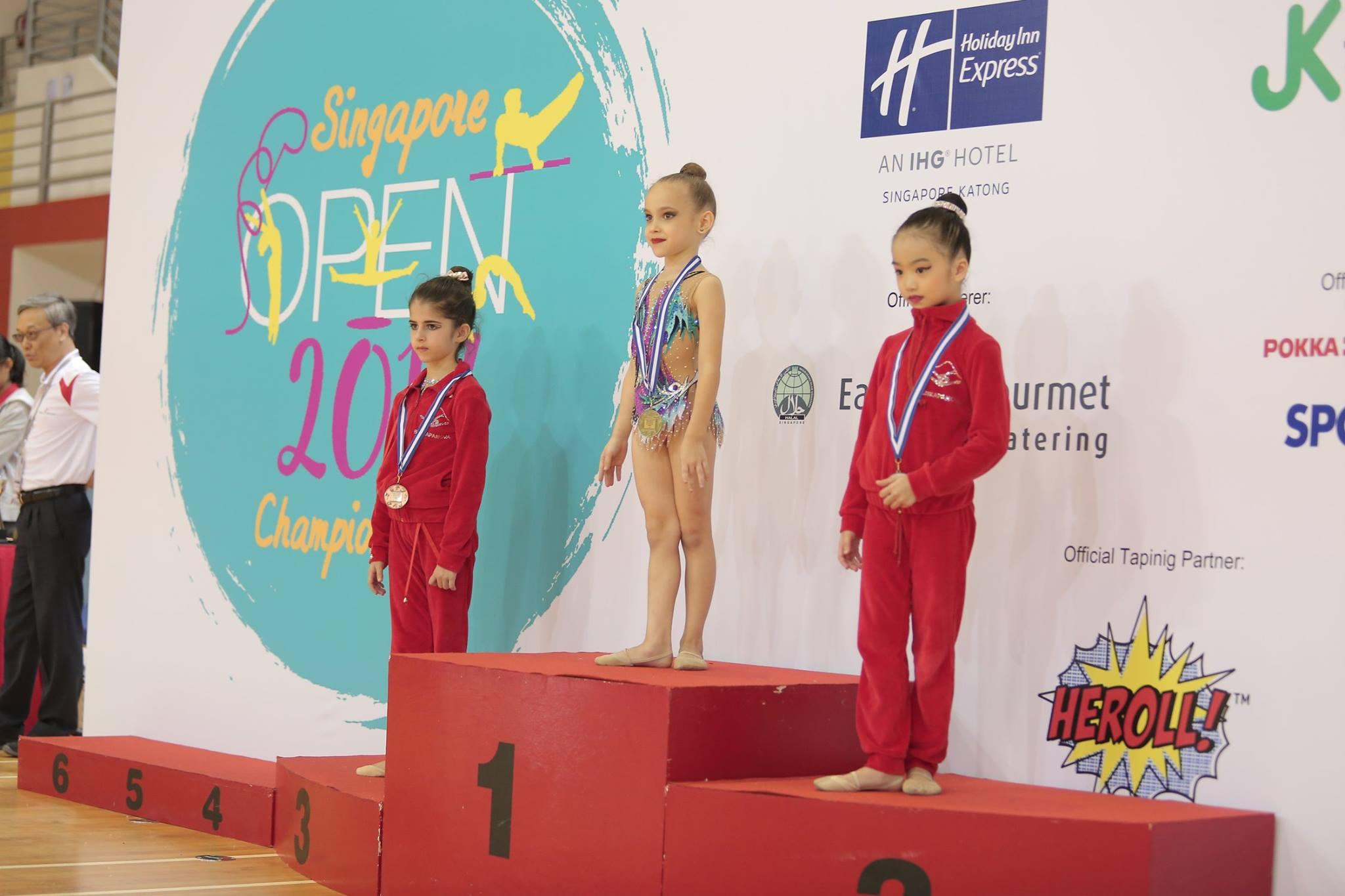 Singapore Gymnastics Open Championships 2017 47
