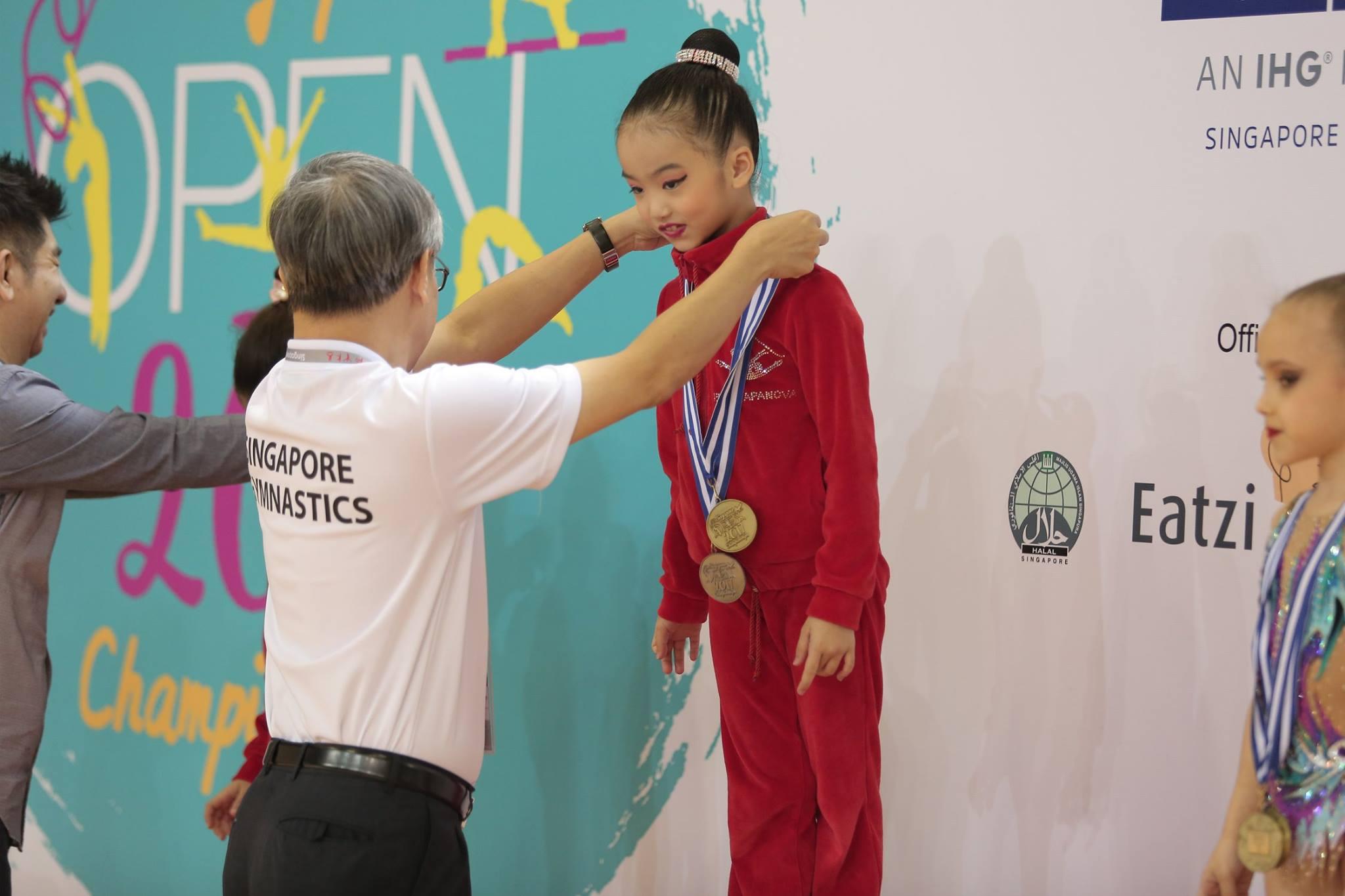 Singapore Gymnastics Open Championships 2017 48