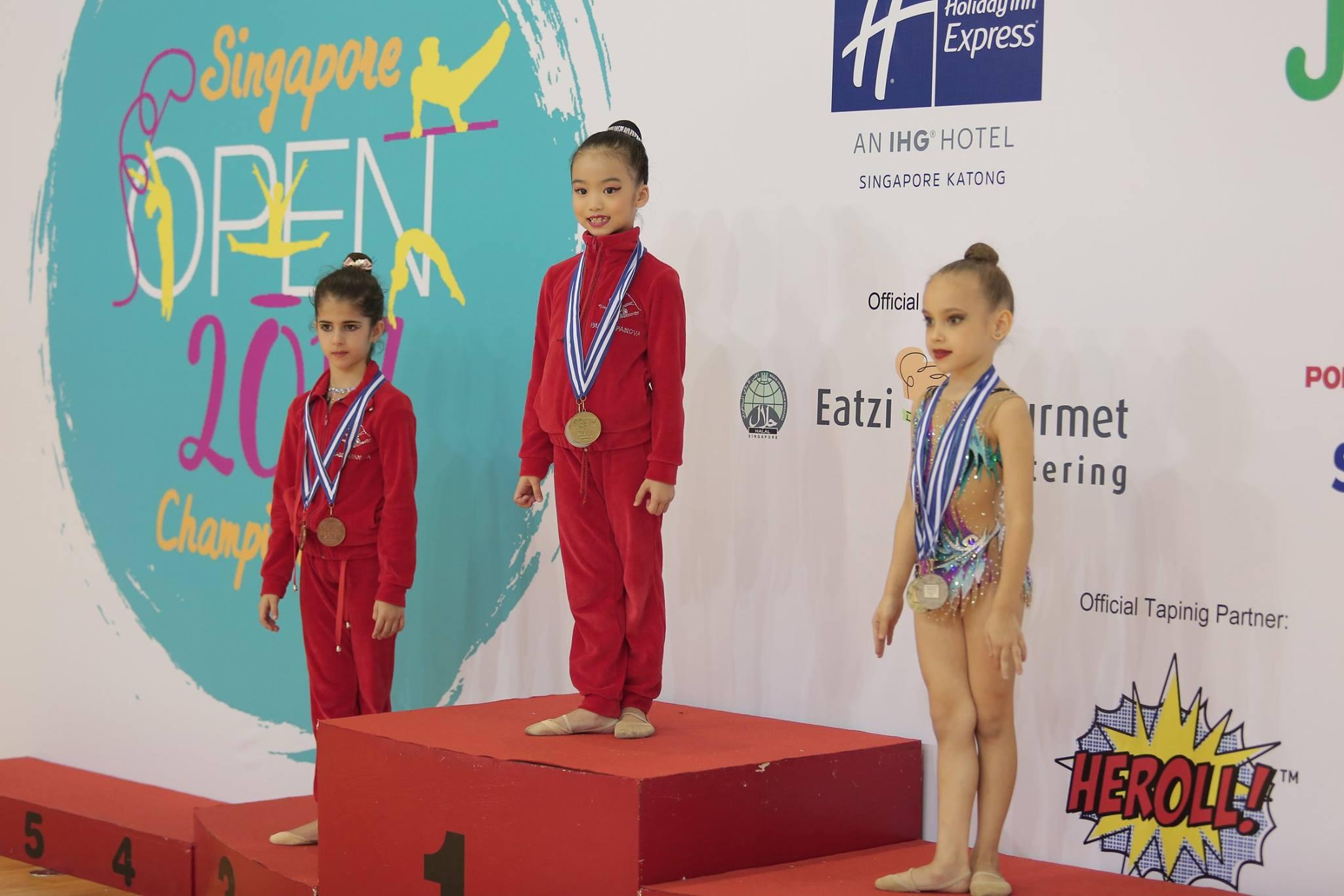 Singapore Gymnastics Open Championships 2017 49