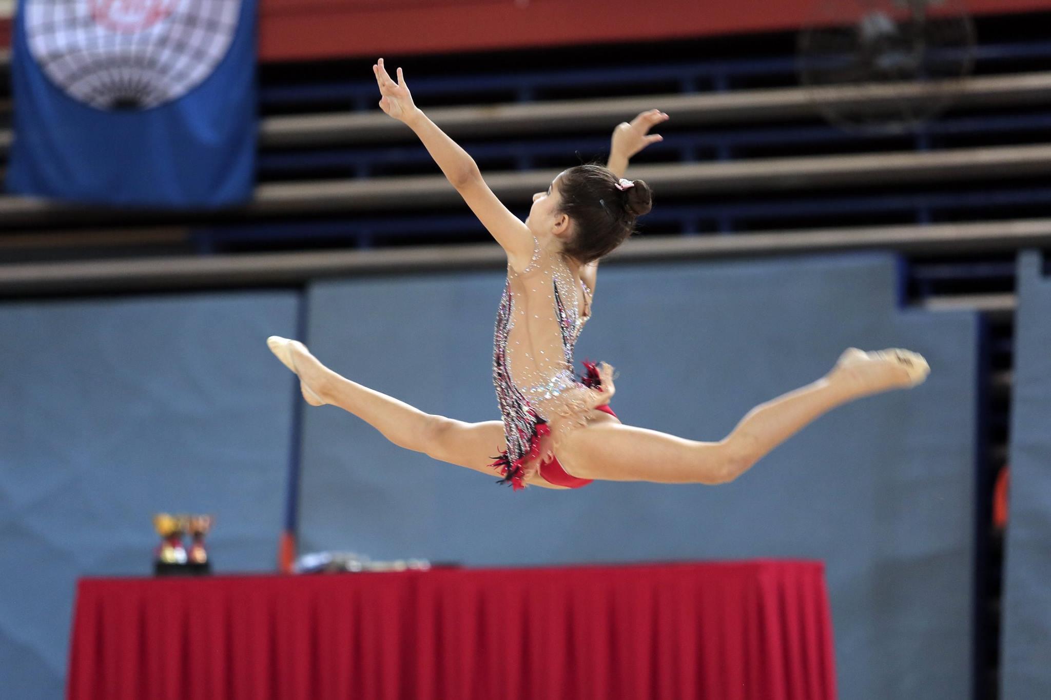 Singapore Gymnastics Open Championships 2017 5