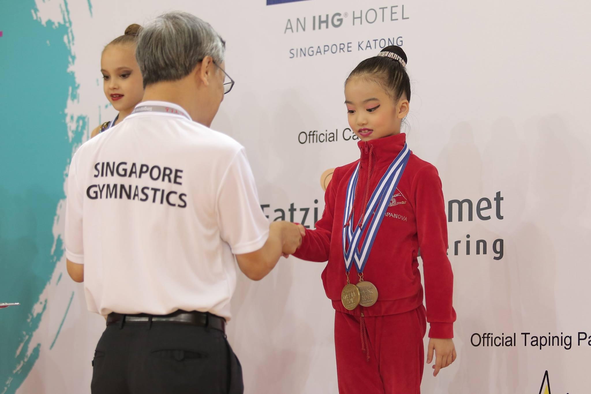 Singapore Gymnastics Open Championships 2017 50