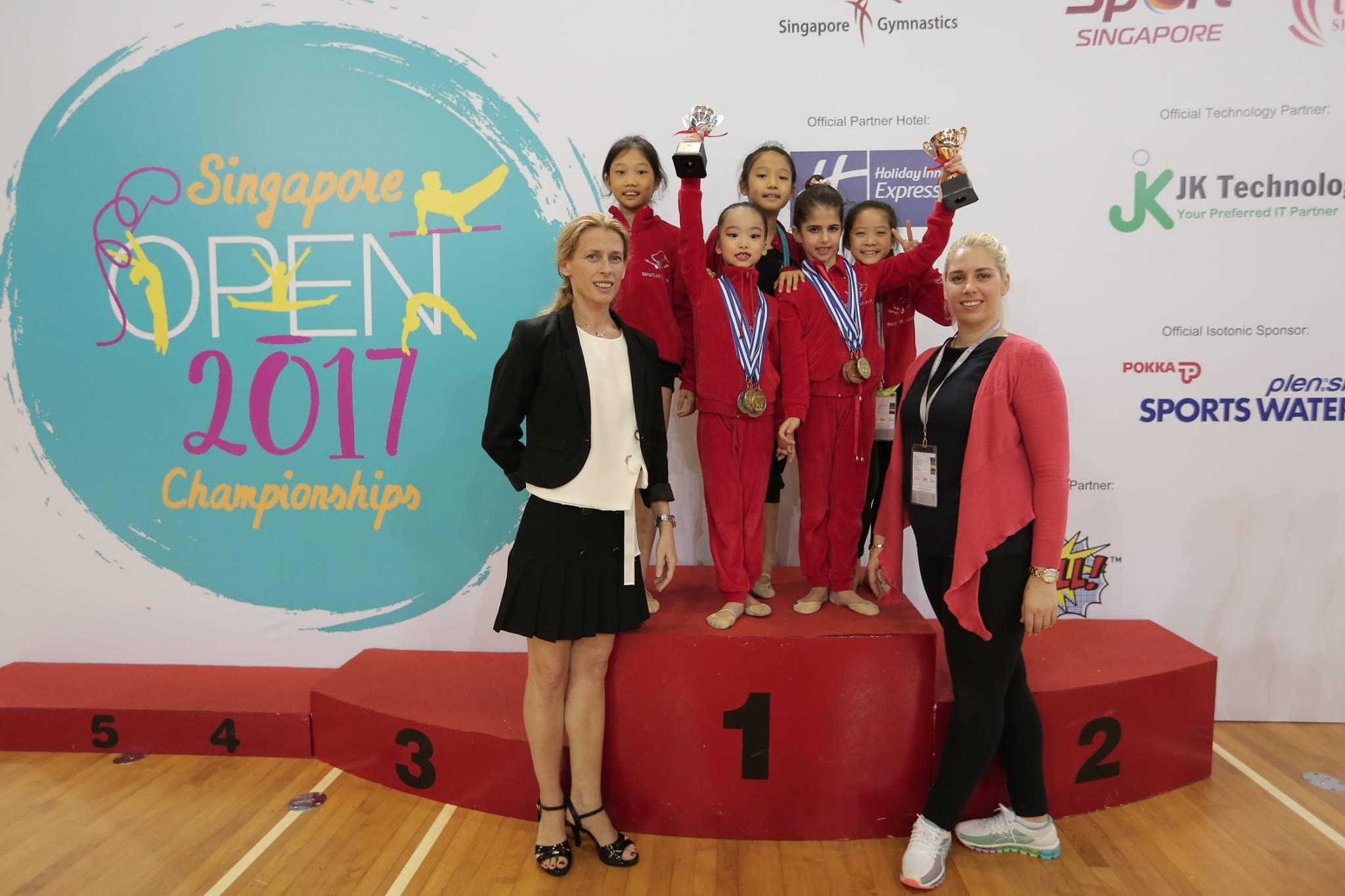 Singapore Gymnastics Open Championships 2017 53