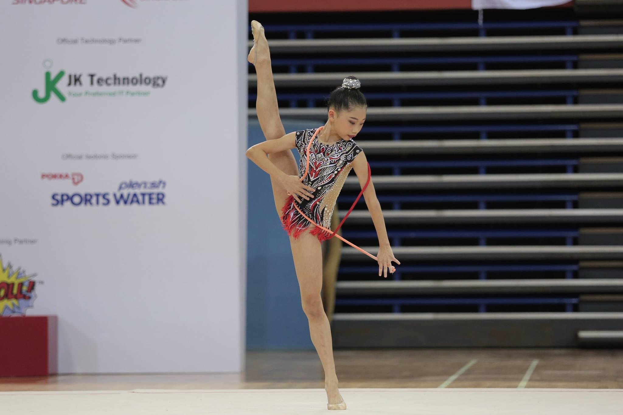 Singapore Gymnastics Open Championships 2017 54