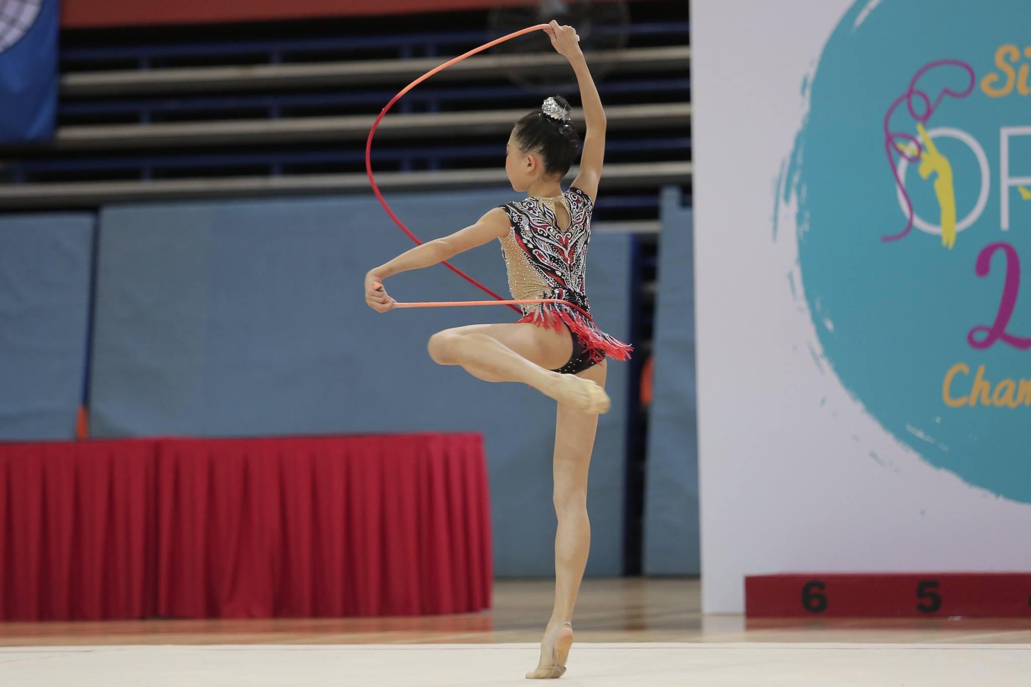 Singapore Gymnastics Open Championships 2017 55